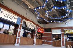 横浜スタジアム「ベイサイド・アレイ」球団オリジナルメニュー提供5店舗お披露目