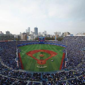 横浜スタジアム最高地点から試合観戦!ベイディスカバリーデッキ誕生
