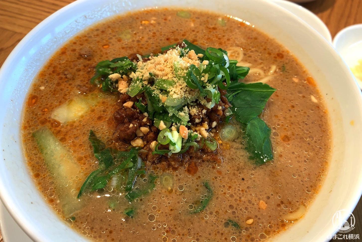 鼎泰豐(ディンタイフォン)ランチ 担々麺