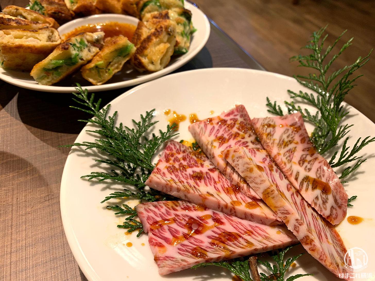 横浜駅 韓国の老舗店集まる「コラボ」で焼肉!本場のサムギョプサル、ダッカルビ
