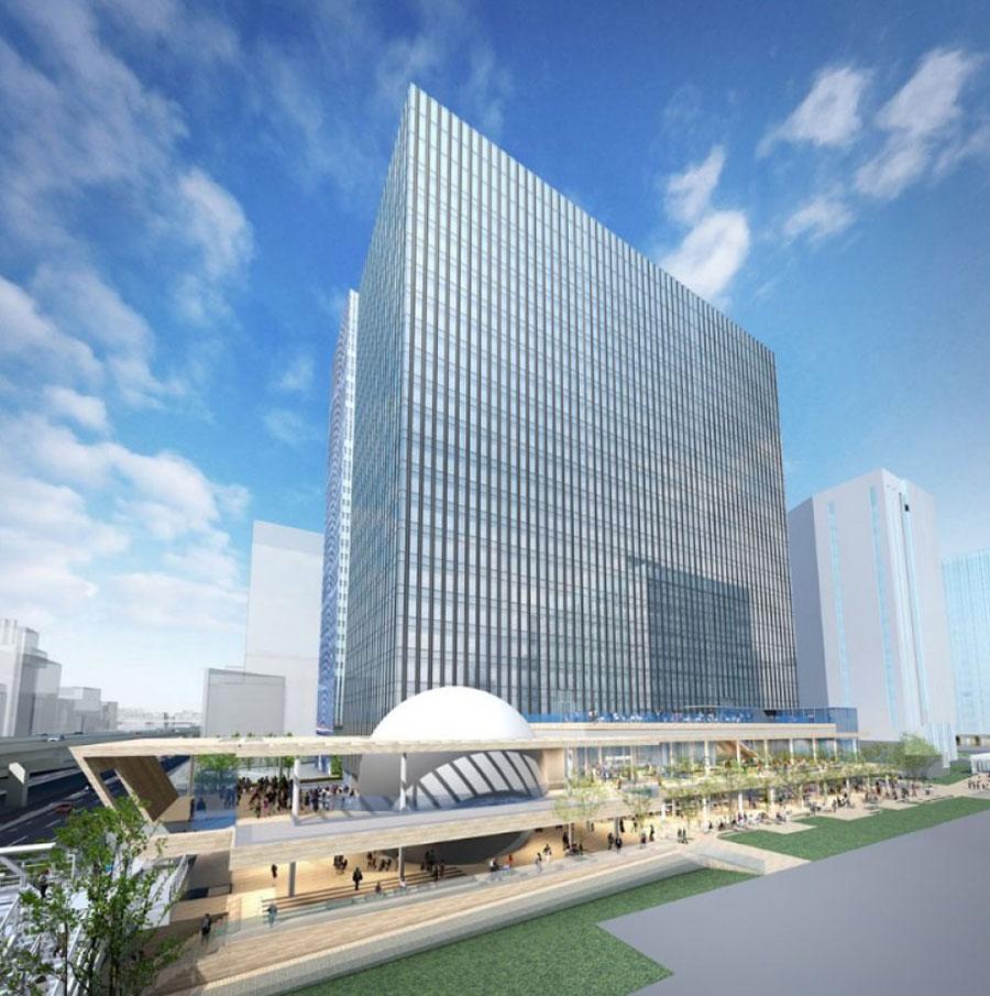 横濱ゲートタワー、みなとみらい21中央地区58街区に!プラネタリウム併設で2021年開業