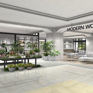 フランフラン、家具に特化した新ブランド「モダンワークス」みなとみらいに出店!