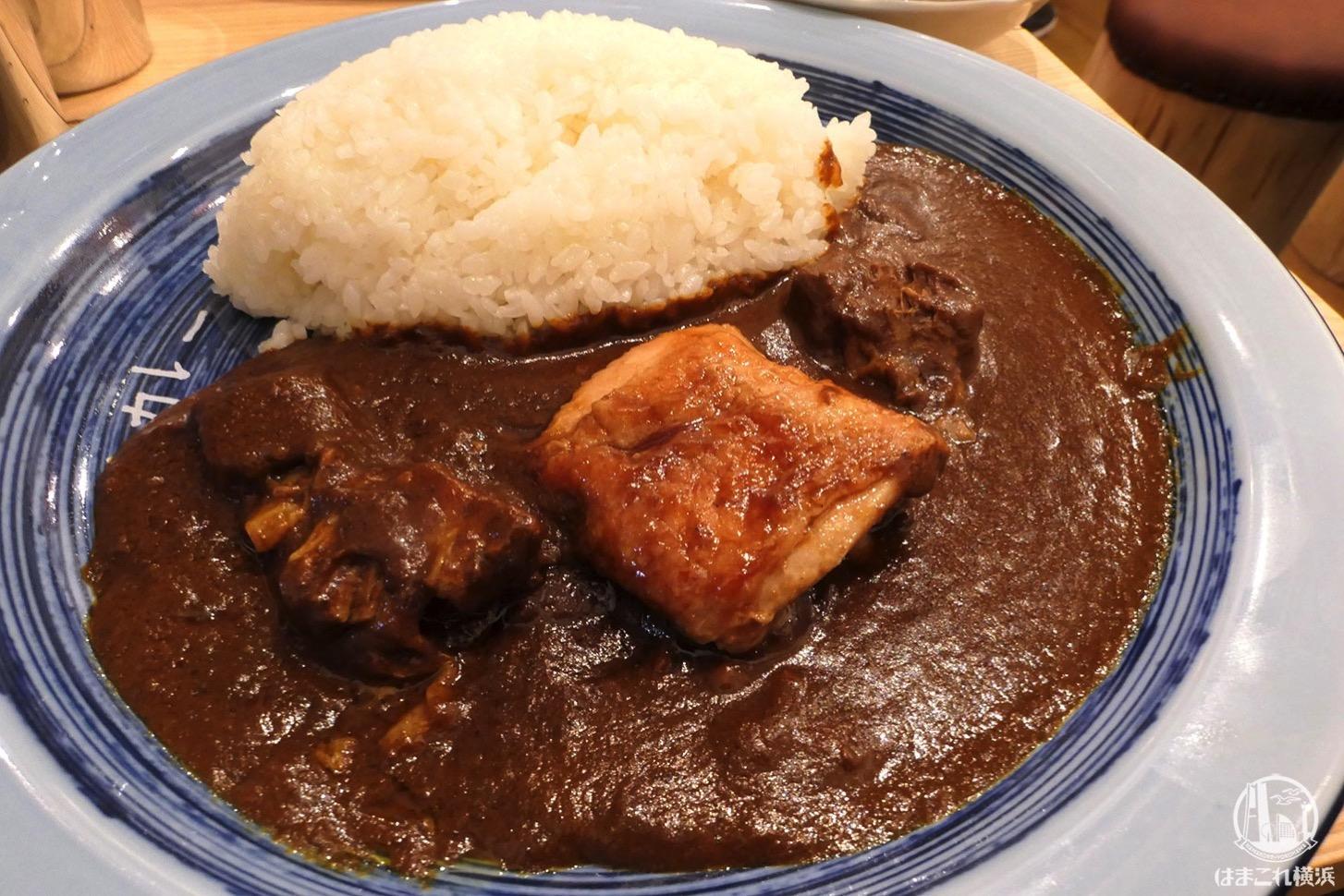 もうやんカレーが横浜駅・アソビルにオープンしてたからランチ参戦!