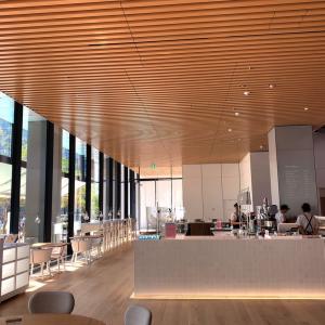 資生堂「エスパークカフェ」で朝から優雅に、野菜中心のベジセントリックカフェ