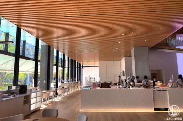 資生堂「エスパークカフェ」で朝から優雅にのんびりと、野菜中心のベジセントリックカフェ