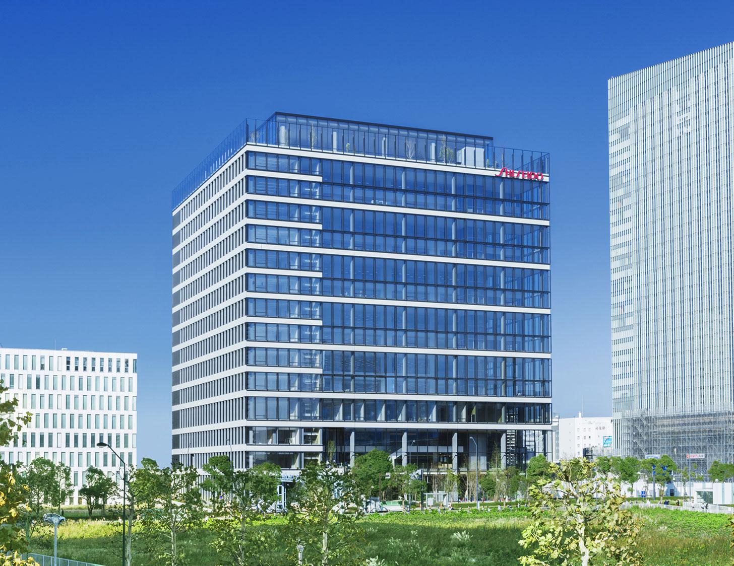 横浜 資生堂「エスパーク」のカフェやミュージアムを含むエリア、4月13日オープン