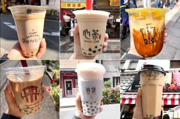 横浜中華街で人気タピオカドリンク飲み比べ おすすめ体験レポ12店
