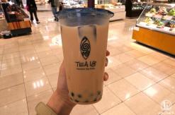 横浜駅「TEA18」でタピオカドリンク・鉄観音茶のミルクティー飲んで来た!
