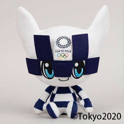 ぬいぐるみM(東京2020オリンピックマスコット) ミライトワ
