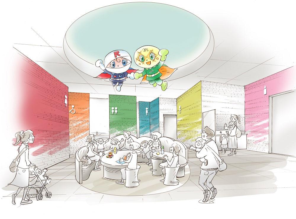 「ファミリーステーション」イメージ