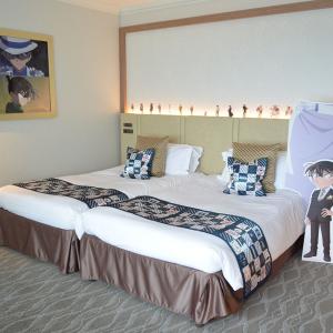 横浜ロイヤルパークホテル「名探偵コナンルーム宿泊プラン」を限定販売