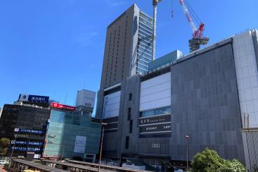 2019年4月 横浜駅西口 駅ビル完成までの様子 [写真掲載]