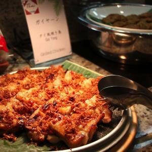 横浜ベイシェラトン「コンパス」初のタイ料理ブッフェ、あらゆるタイ料理堪能できて幸せ