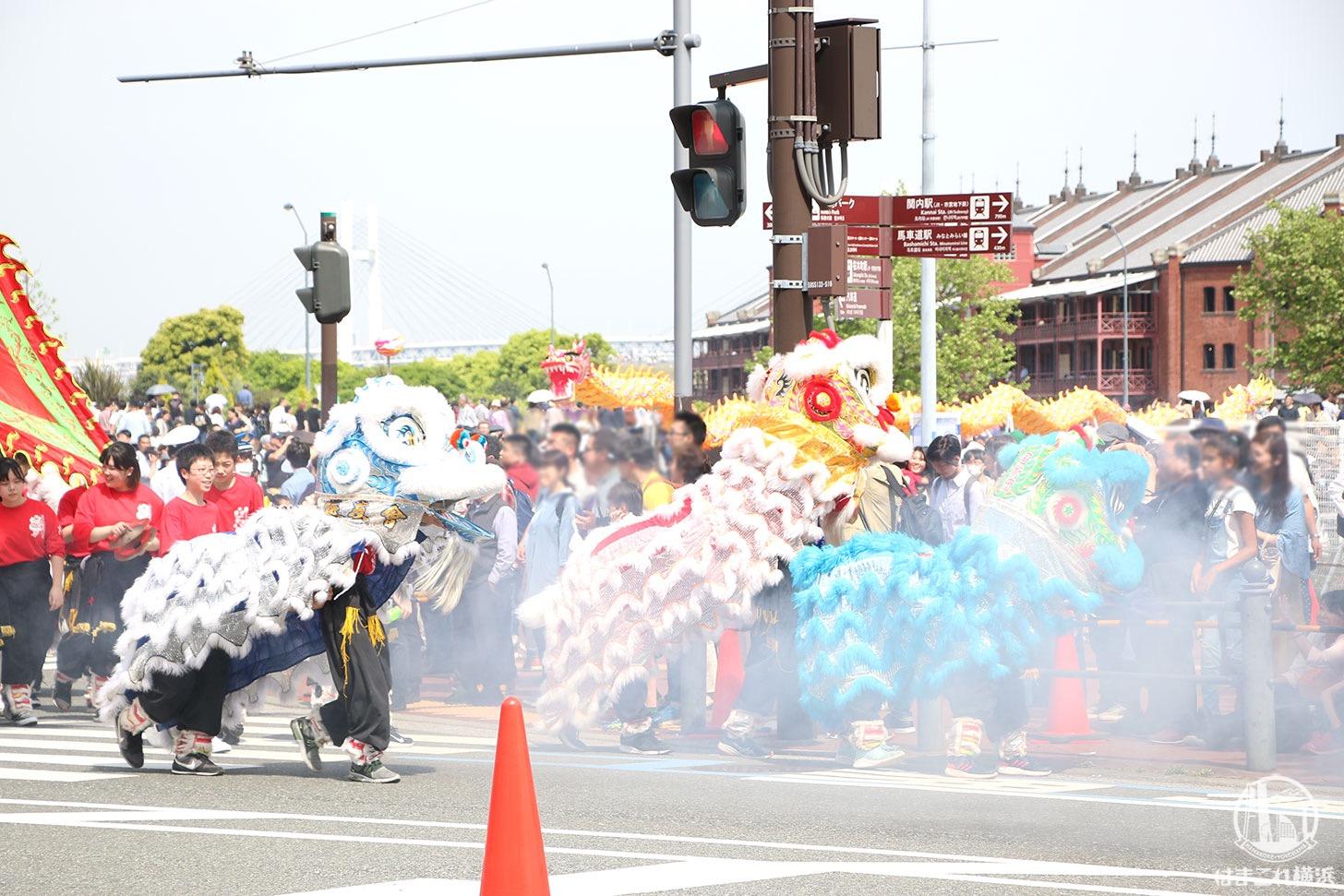 国際仮装行列「ザ よこはまパレード」約3時間の観覧体験と今後の持ちもの
