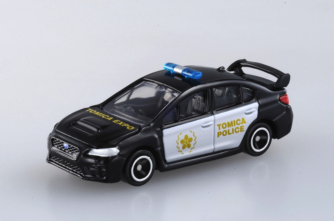 トミカタウンパトロールカー