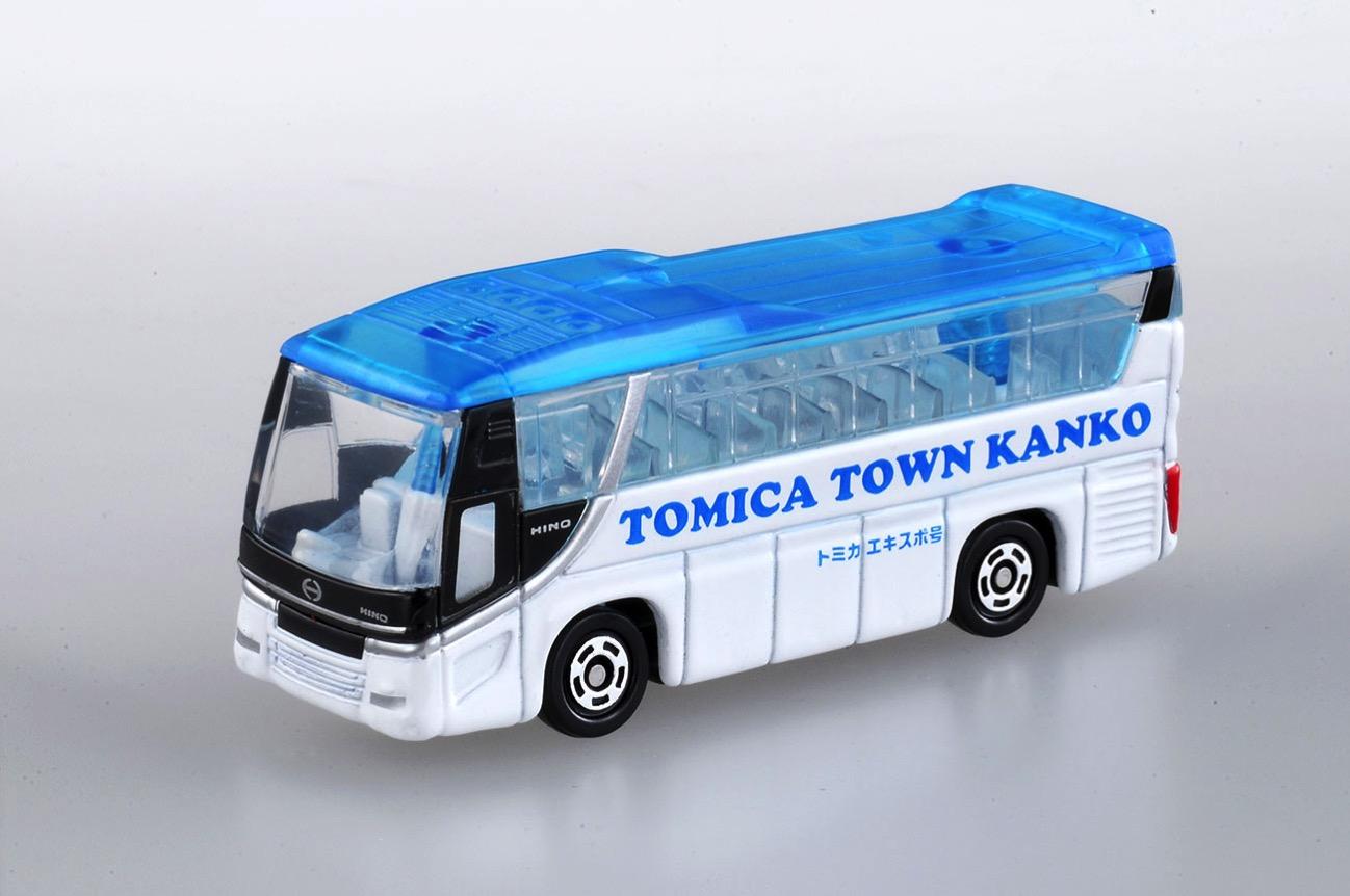 トミカタウン観光バス