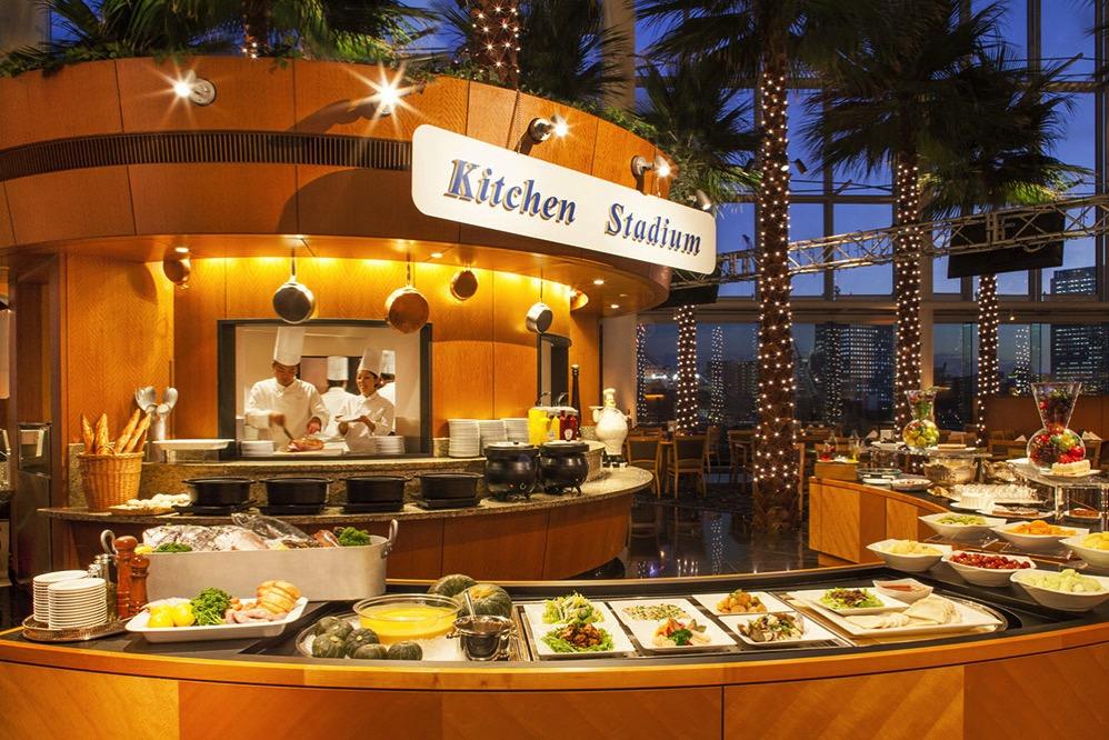 Yokohama bay hotel tokyu dinner buffet kanagawa 2019 info 03