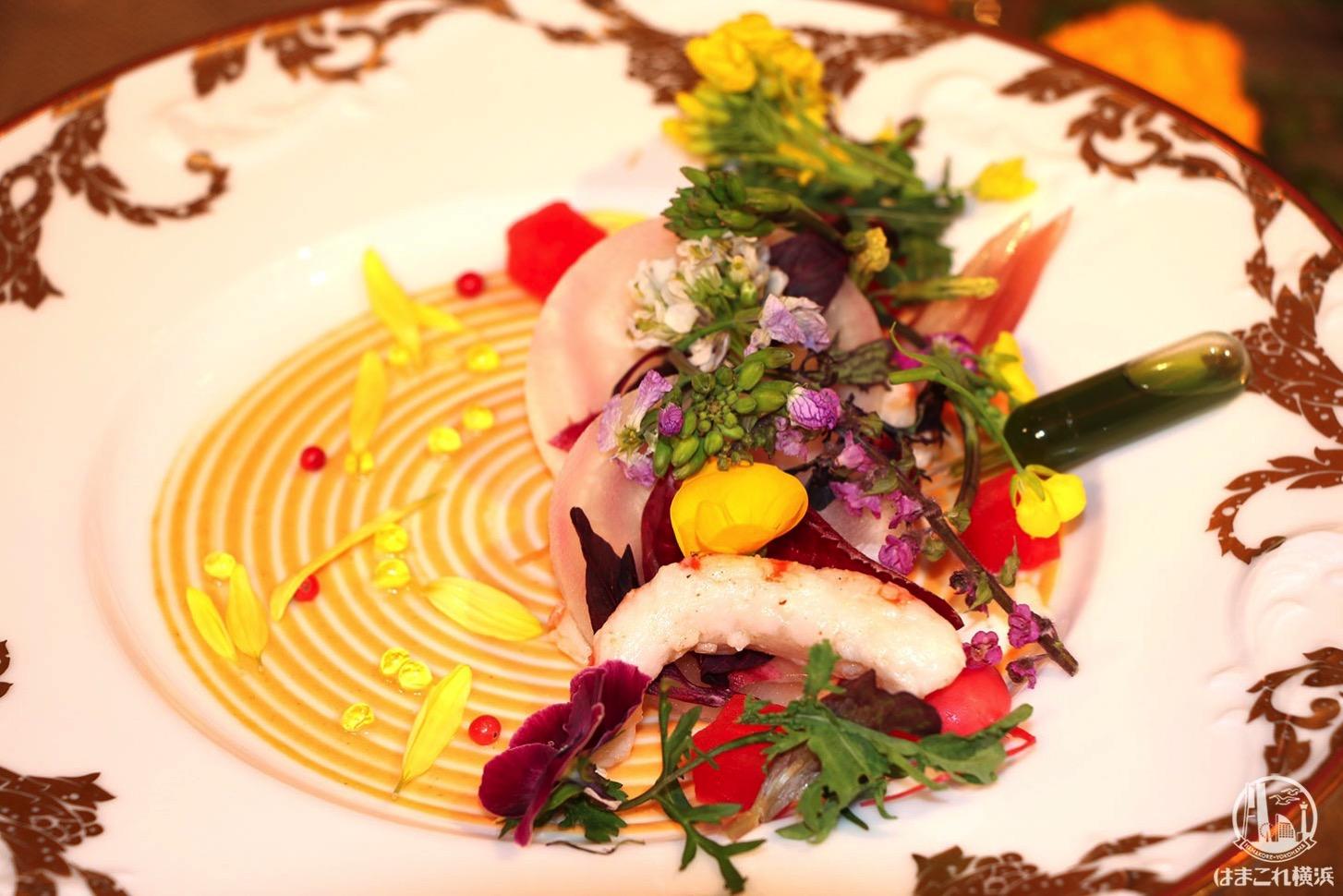 浜ベイホテル東急 ベジタリアン料理とビーガン料理