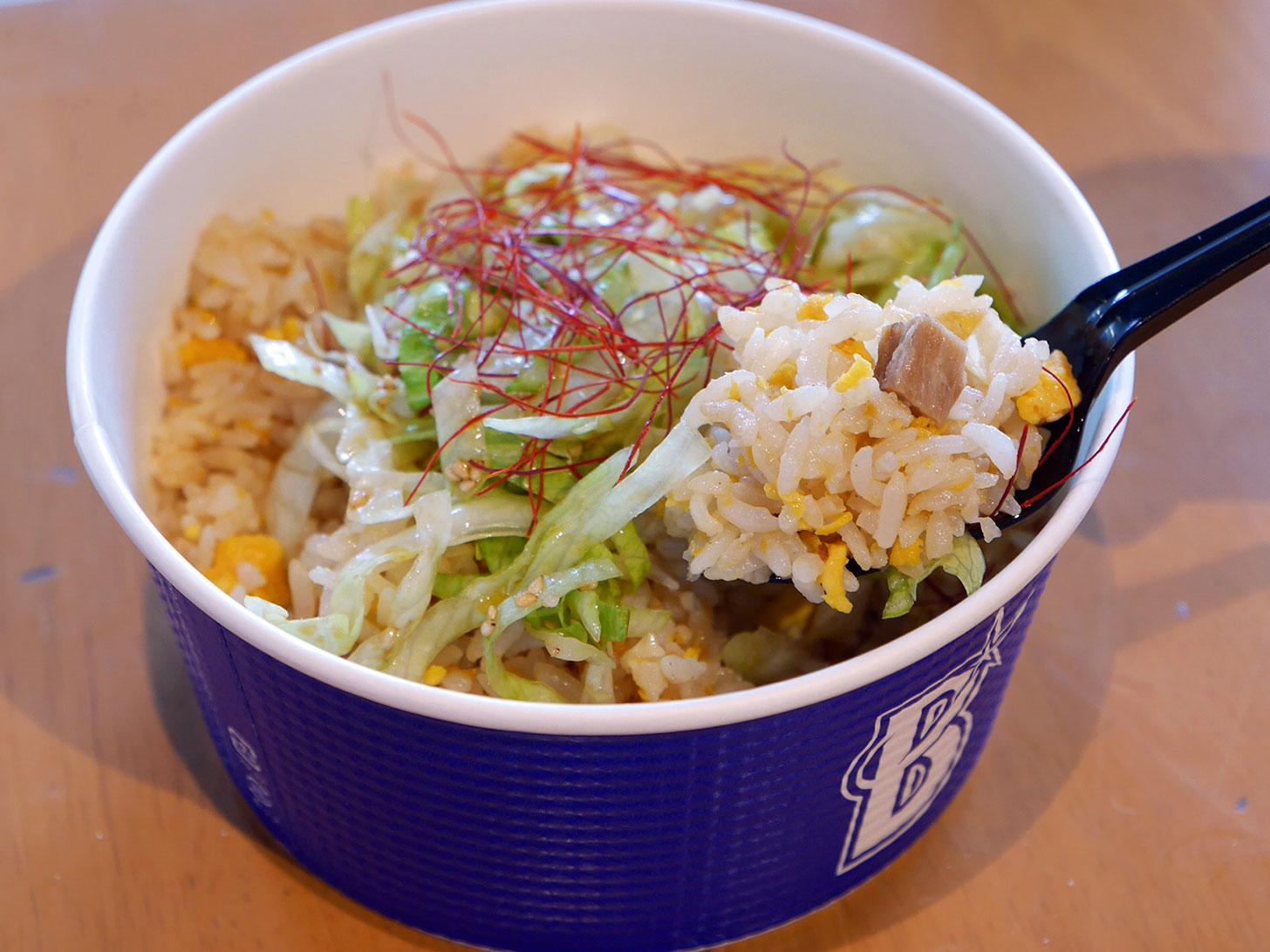 横浜スタジアム「カフェ・ビクトリーコート」今永選手プロデュースメニューを食べてみた!