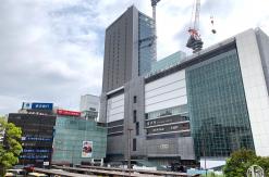 2019年5月 横浜駅西口 駅ビル完成までの様子 [写真掲載]