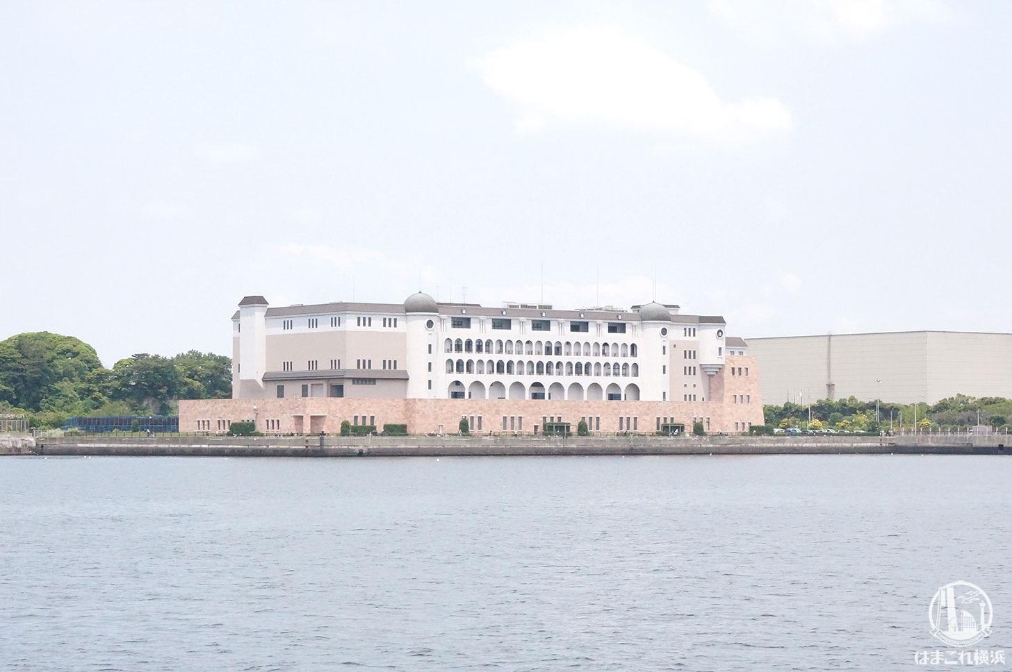 横須賀「軍港めぐり」ゴミ分別工場