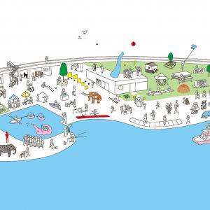横浜 象の鼻パーク・象の鼻テラス10周年記念で「フューチャースケープ・プロジェクト」開催