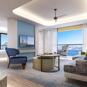 インターコンチネンタル横浜Pier 8、客室・レストランイメージ公開!横浜ハンマーヘッド内ホテル