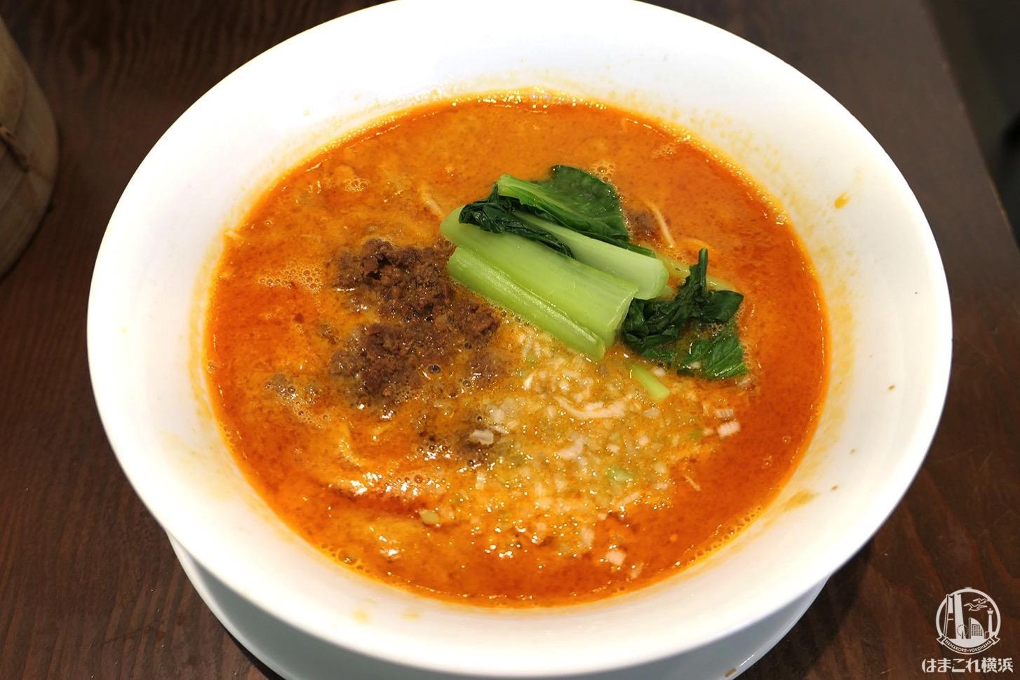 京鼎楼(ジンディンロウ)担々麺