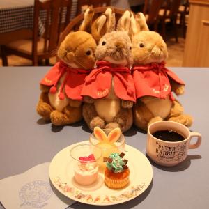 ピーターラビットカフェが横浜ハンマーヘッドに!クレープリーも隣接