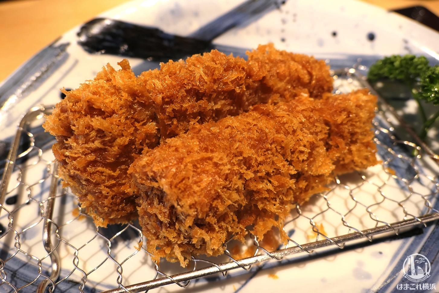 とんかつ馬車道さくらで過去最高に美味しいトンカツ食べて感動!