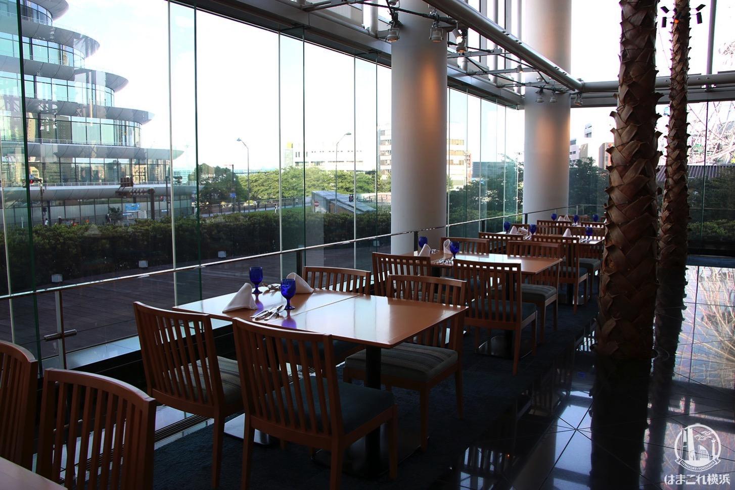 横浜ベイホテル東急「カフェ トスカ」ディナーブッフェ