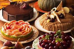 横浜ベイホテル東急 デザートブッフェ「スィートジャーニー」9月のテーマは秋の収穫祭!