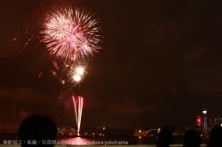 横浜花火大会「横浜スパークリングトワイライト2019」7月13日と14日に開催!
