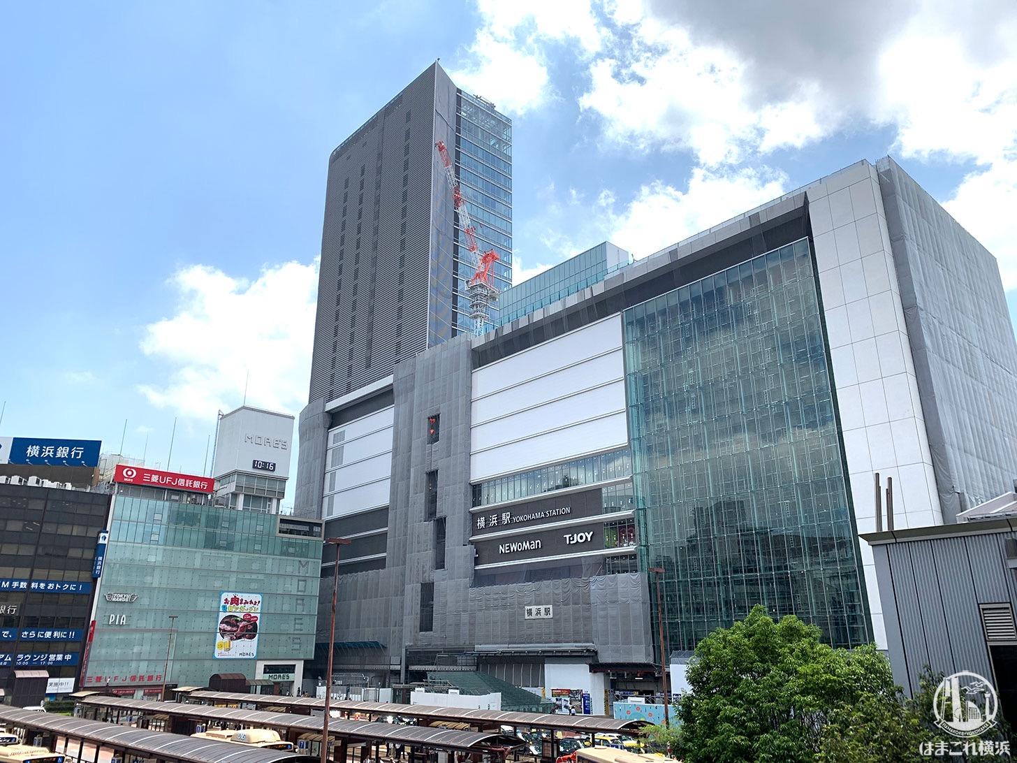 横浜駅西口 駅ビル
