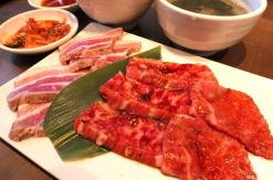横浜ベイクォーター「コラボ」韓国焼肉ランチが超おすすめ!お肉がほんと旨い