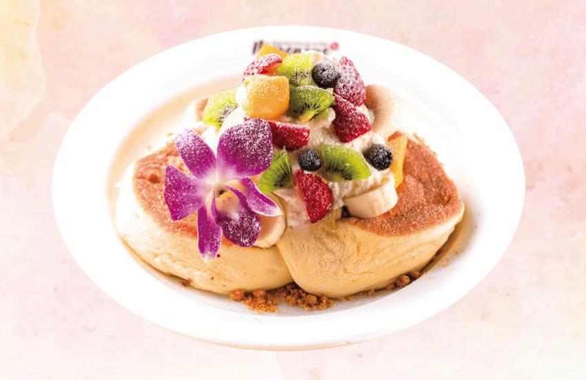 ハワイアンパンケーキ「メレンゲ」横浜・八景島シーパラダイスにオープン!