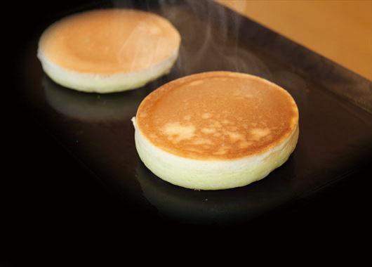 メレンゲ パンケーキ