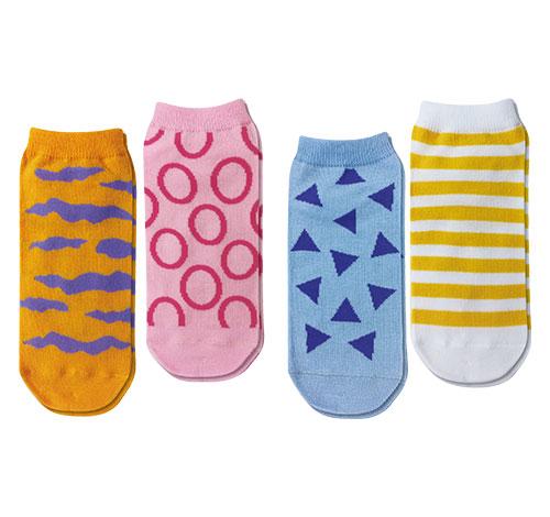 「靴下」1,300円