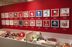 サンリオキャラクター、横浜人形の家「かわいいのヒミツ展」に大集合!