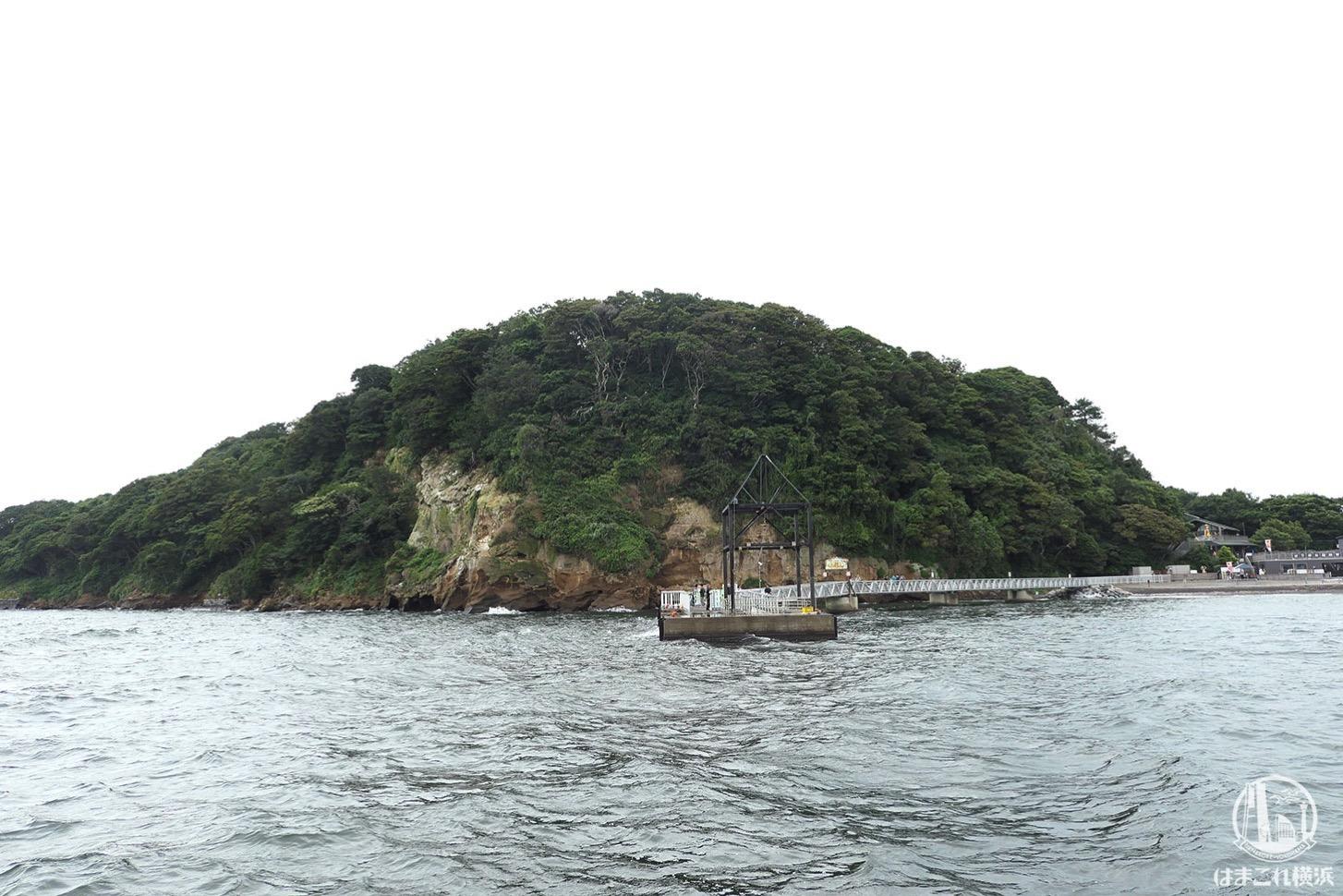 宴島(猿島)