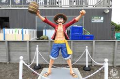 猿島のワンピースコラボ「宴島」と横須賀市内、半日散策して大満喫!写真いろいろ