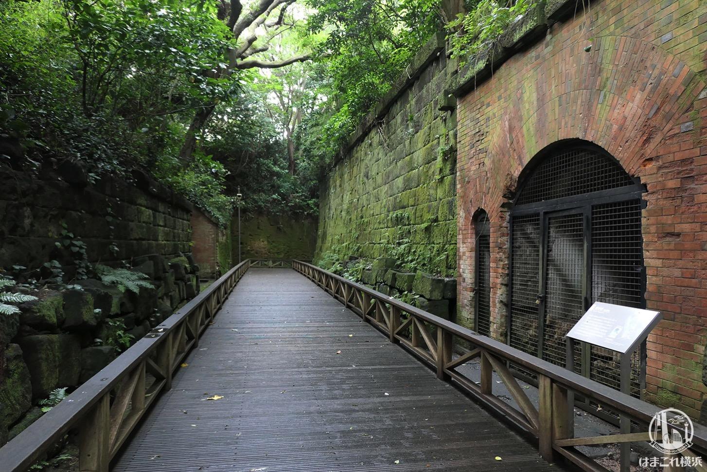 宴島(猿島)散策