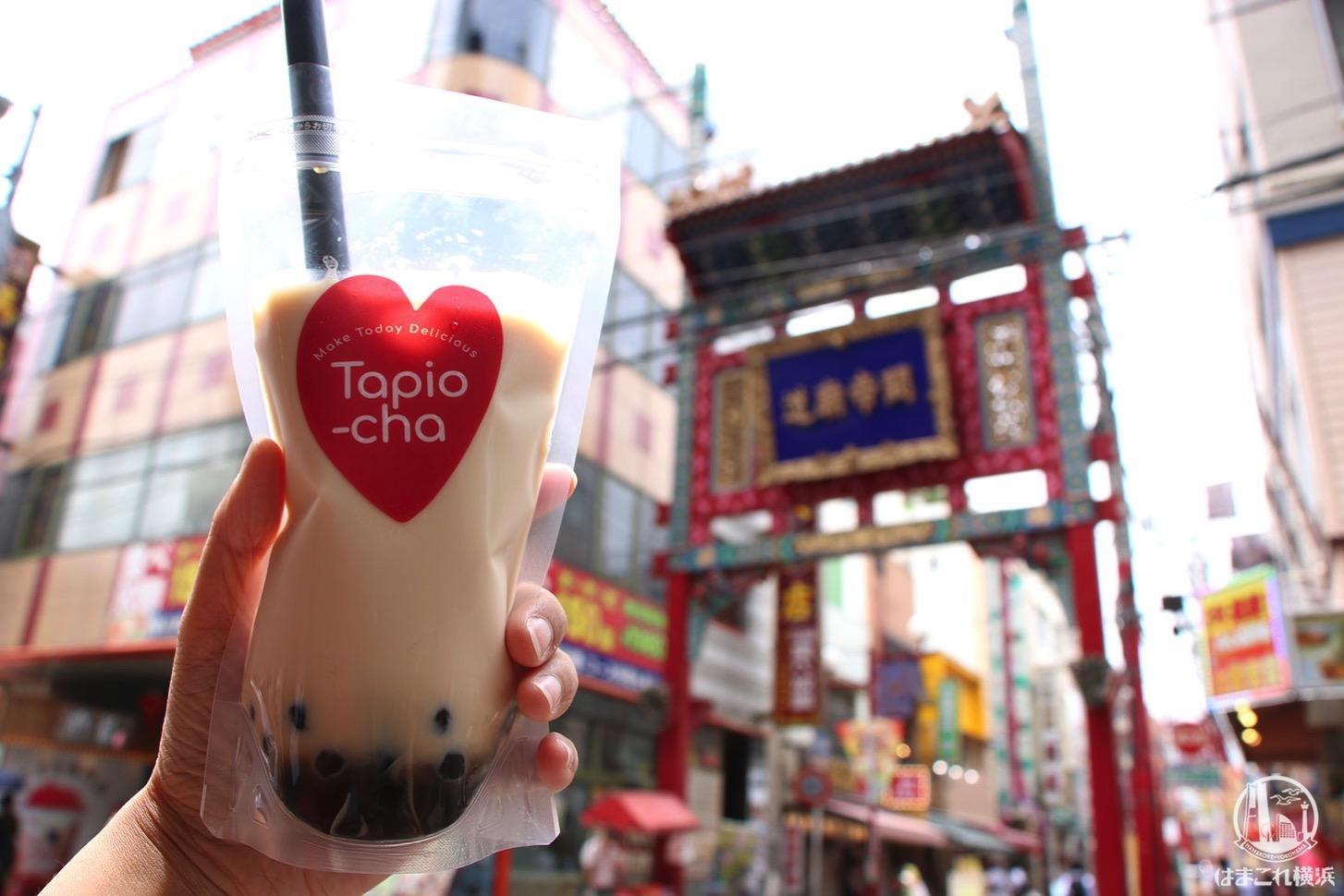台湾茶・タピオチャ
