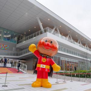 横浜アンパンマンこどもミュージアム、移転後の施設徹底レポ!有料と無料のフロア