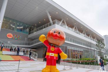横浜アンパンマンこどもミュージアム、移転後の施設徹底レポ!有料と無料フロア