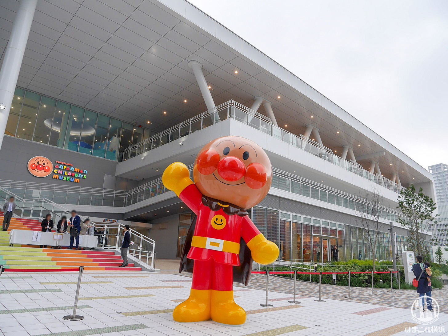 横浜アンパンマンこどもミュージアム ミュージアム入り口