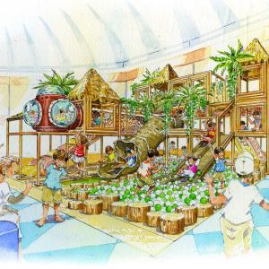 横浜・八景島シーパラダイスに子ども向け屋内遊び場「あそべんちゃあ」誕生!