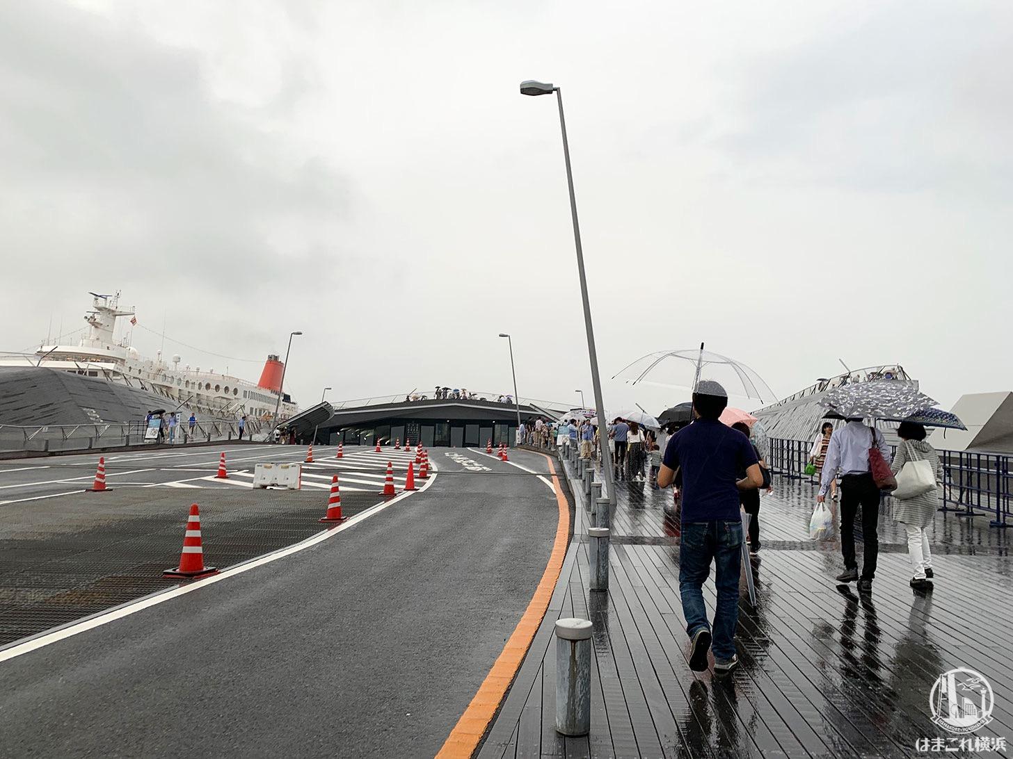横浜スパークリングトワイライト 大さん橋