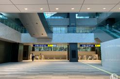 横浜駅西口の吹き抜け「アトリウム」が開放!劇的変化し通路も復活