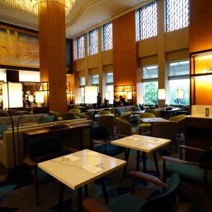 横浜ベイシェラトン「シーウインド」改装してスタイリッシュに!スイーツブッフェも快適